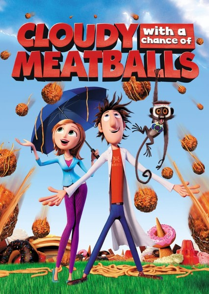 Cloudy With A Chance Of Meatballs Live Action Fan Casting Poster