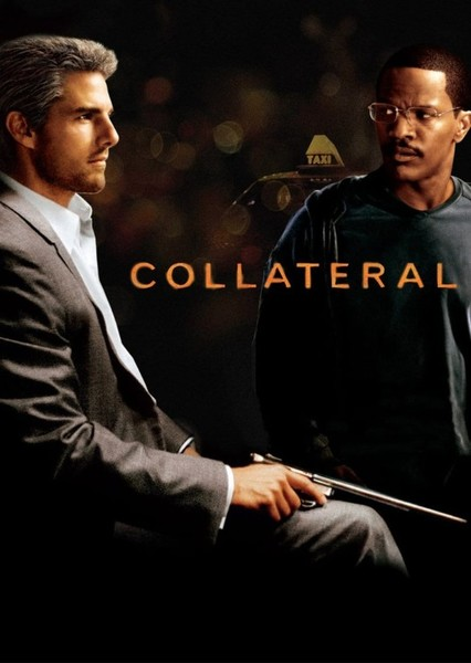 Collateral (1994) Fan Casting Poster