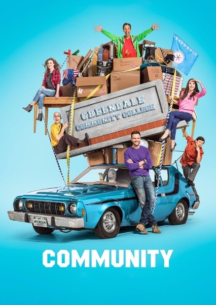 Community (1979-1985) Fan Casting Poster