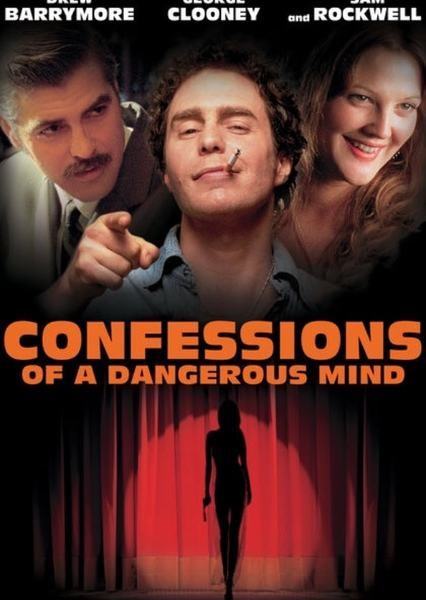 Confessions of a Dangerous Mind Fan Casting Poster