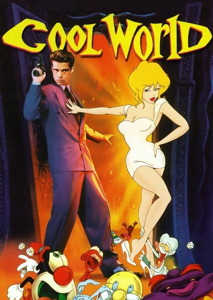 Cool World Fan Casting Poster