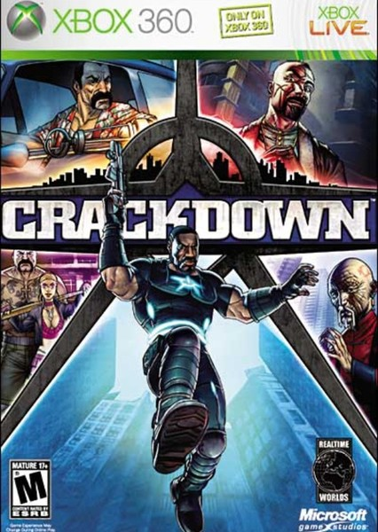 Crackdown (TV Series) Fan Casting Poster