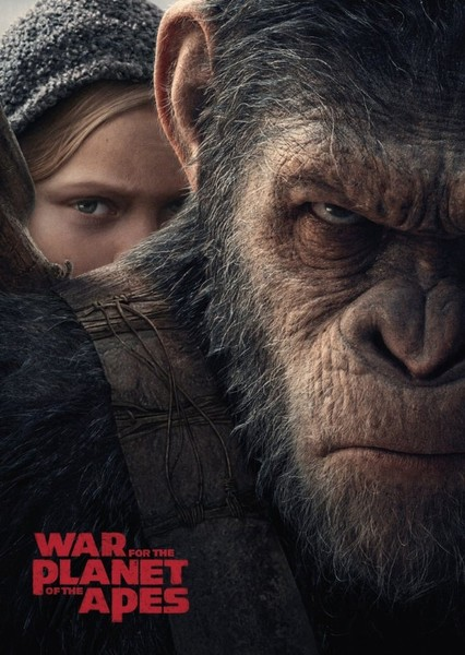 Cycle of the Planet Of the Apes Fan Casting Poster
