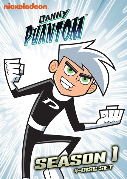 Danny Phantom  Fan Casting Poster