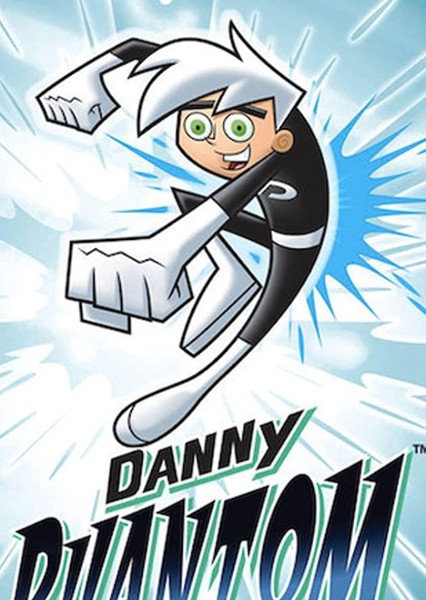 Danny Phantom live action film  Fan Casting Poster