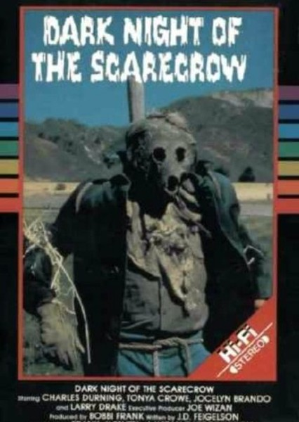 Dark Night of the Scarecrow Fan Casting Poster