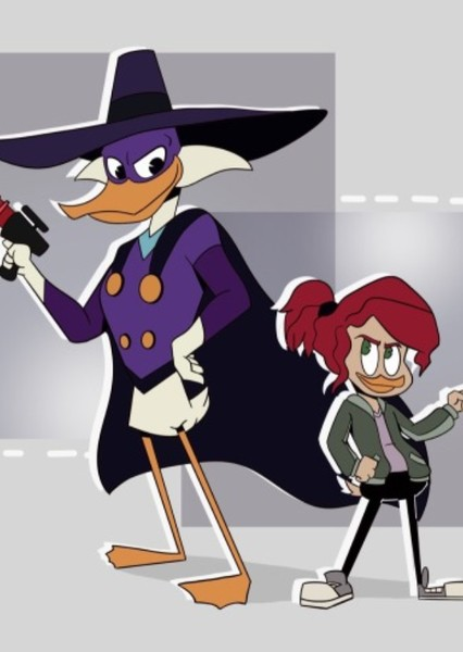 Darkwing Duck  Fan Casting Poster