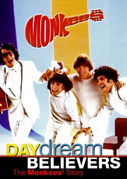 Daydream Believers: The Monkees Story (2012) Fan Casting Poster