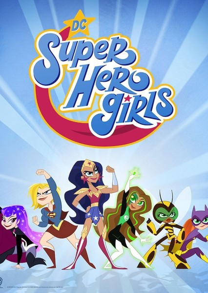 Dc Super Heroes Girls  Fan Casting Poster