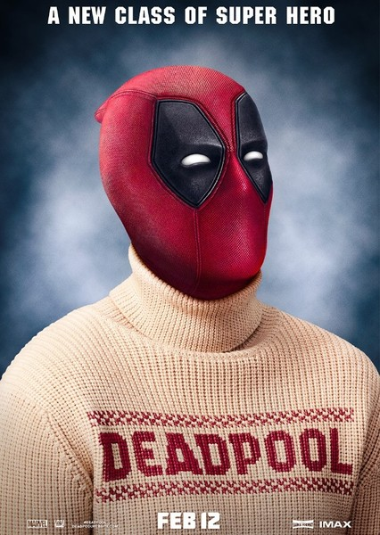 Deadpool (2006) Fan Casting Poster