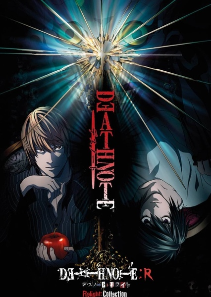 Death Note Fan Casting Poster