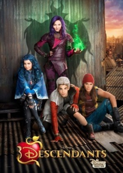 Descendants (2020-2024) Fan Casting Poster