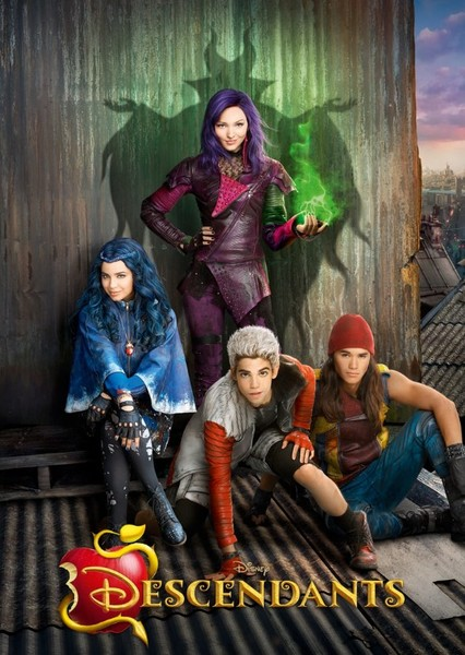 Descendants (Cartoon Network Characters) Fan Casting Poster