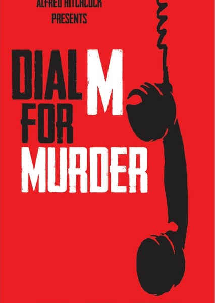 Dial M For Murder Fan Casting Poster