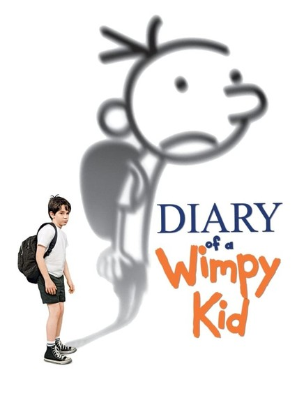 Diary of a Wimpy Kid  Fan Casting Poster