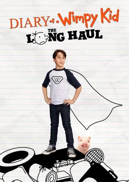 Diary of a Wimpy Kid: Strike Out Fan Casting Poster