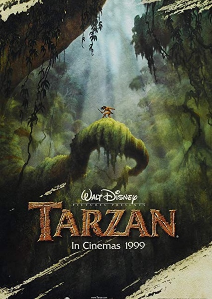 Terk (voice/mocap) Fan Casting for Disney's Tarzan live