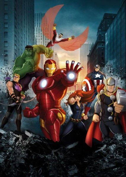 Disney XD Marvel Animated Voices Fan Casting Poster