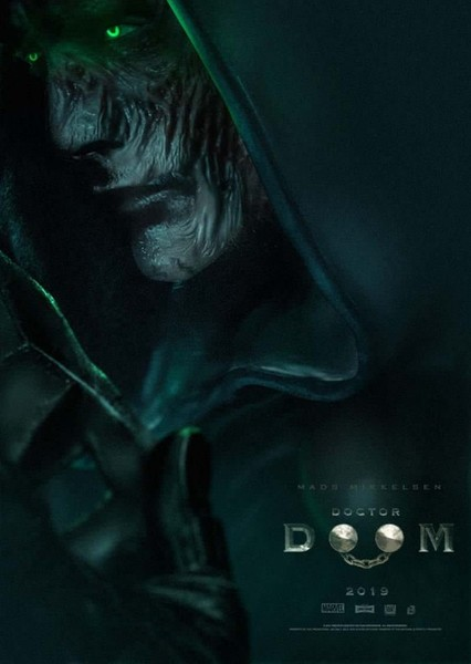 Doctor Doom (Spin Off Movie) Fan Casting Poster