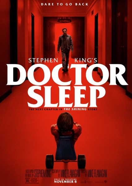 Doctor Sleep (1989) Fan Casting Poster