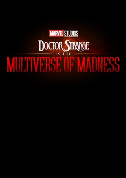 Doctor Strange in the Multiverse of Madness Fan Casting Poster