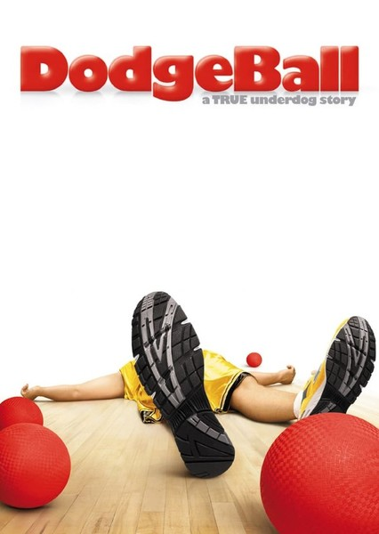 Dodgeball: A True Underdog Story (1980s) Fan Casting Poster