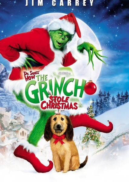 Dr. Seuss' How the Grinch Stole Christmas (2010) Fan Casting Poster