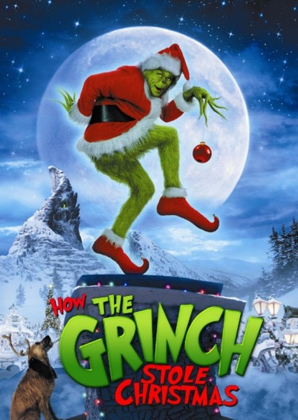 Dr. Seuss's How the Grinch Stole Christmas (1990) Fan Casting Poster