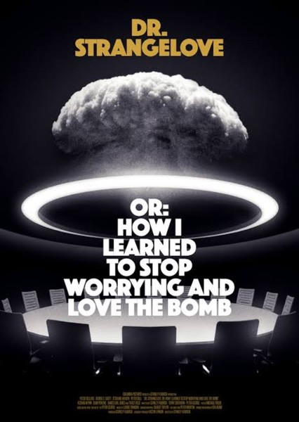 Dr. Strangelove or: How I Learned to Stop Worrying and Love the Bomb (2014) Fan Casting Poster