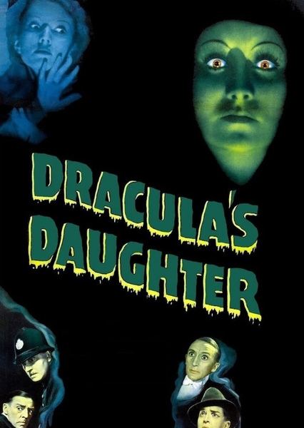 Dracula's Daughter  Fan Casting Poster