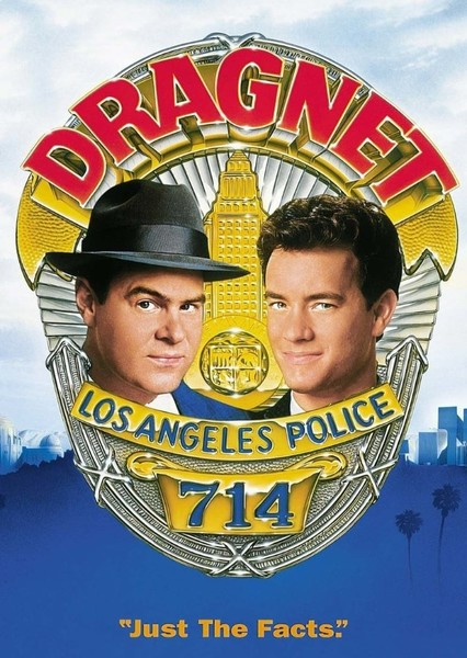 Dragnet 2 Fan Casting Poster