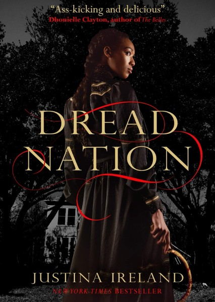 Dread Nation Fan Casting Poster