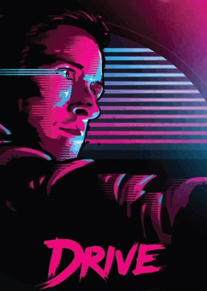 Drive Fan Casting Poster