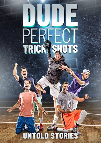 Dude Perfect (Biopic) Fan Casting Poster