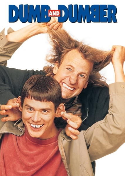 Dumb and Dumber (remake) Fan Casting Poster