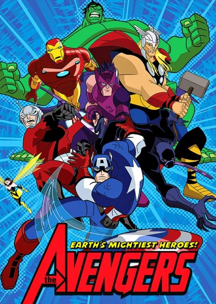 Earth's Mightiest Heroes Fan Casting Poster