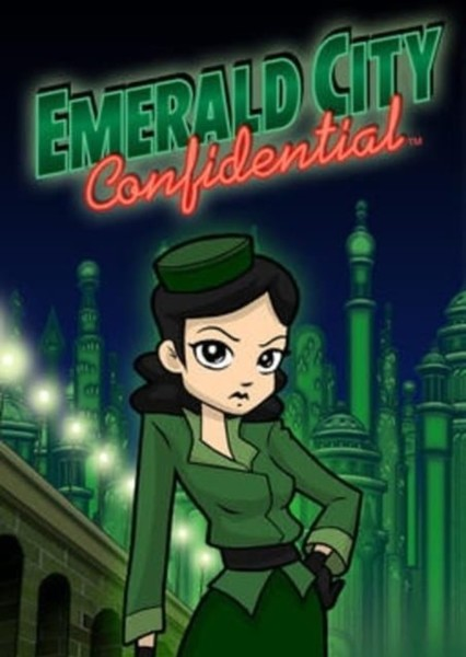 Emerald City Confidential Fan Casting Poster