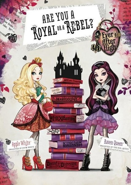 Ever After High (Live Action Movie) Fan Casting Poster