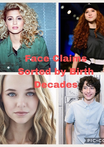 Early 2000s Fan Casting For Face Claims Sorted By Birth Decades Mycast Fan Casting Your Favorite Stories