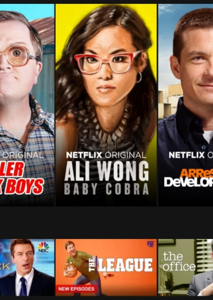 Face Claims Sorted by Netflix Shows and Movies Fan Casting Poster