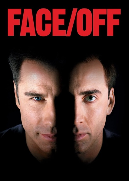 Face/off 2027 Fan Casting Poster
