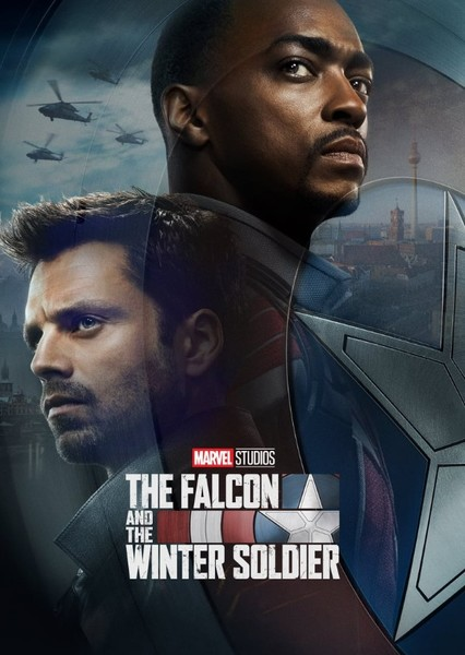 Falcon And The Winter Soldier Fan Casting Poster