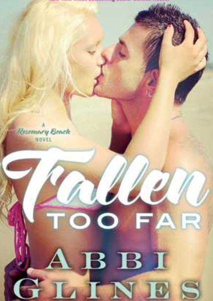 Fallen too Far (Rosemary Beach Series) Fan Casting Poster