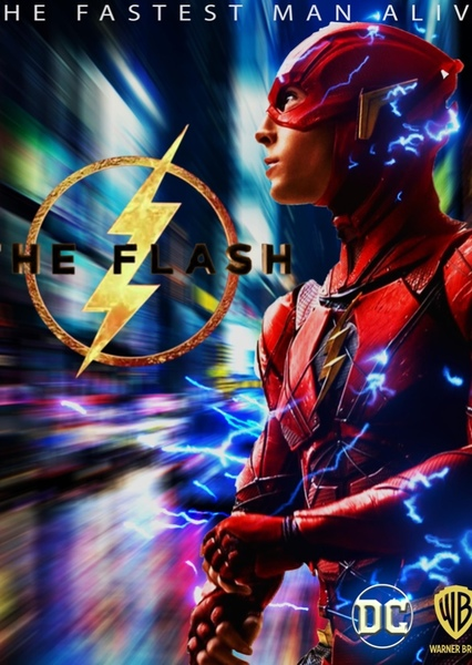 Fan casting flash characters Fan Casting Poster