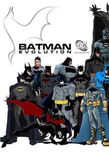 Fancasting Comic Versions Of Batman in Animation  Fan Casting Poster