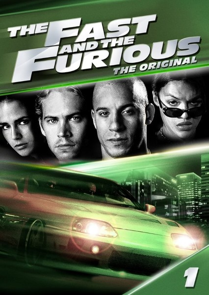 Fast and Furious (2031) Fan Casting Poster