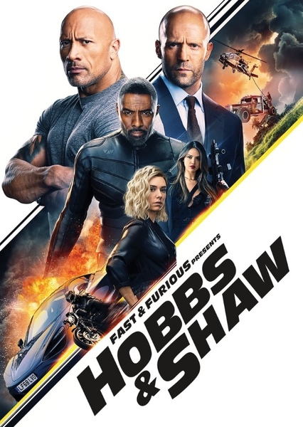 Fast & Furious Presents: Hobbs & Shaw (1999) Fan Casting Poster