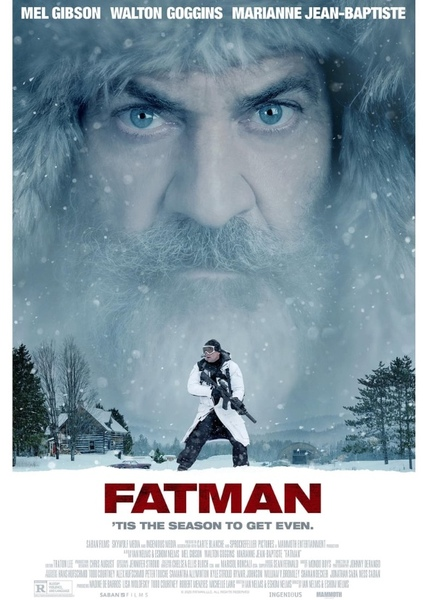 Fatman (1990) Fan Casting Poster