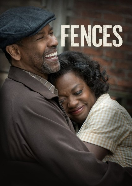 Fences (TV Show) Fan Casting Poster