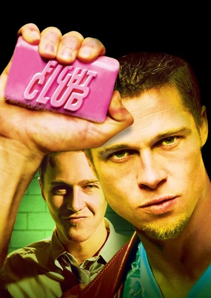 Fight Club 2011 Fan Casting Poster
